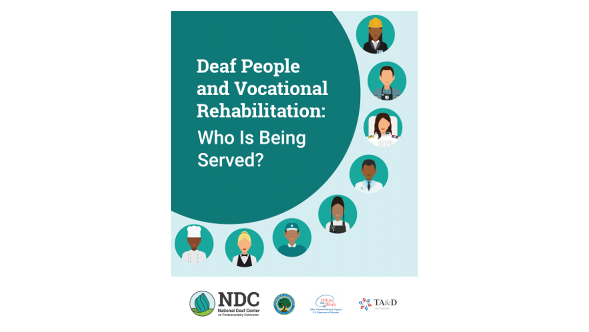 deaf people and vocational rehabilitation