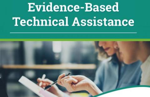 National Deaf Center report evidence-based technical assistance