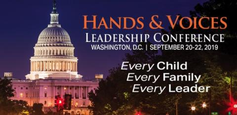Hands & Voices Conference, family resources, deaf high school students